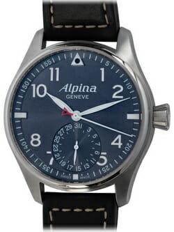 Alpina - Startimer Pilot Manufacture