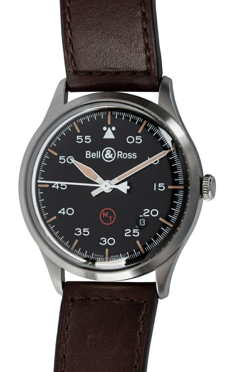 Bell Ross - Vintage V1-92 Military
