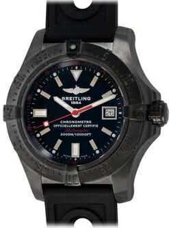 Breitling - Avenger Seawolf Blacksteel L.E.