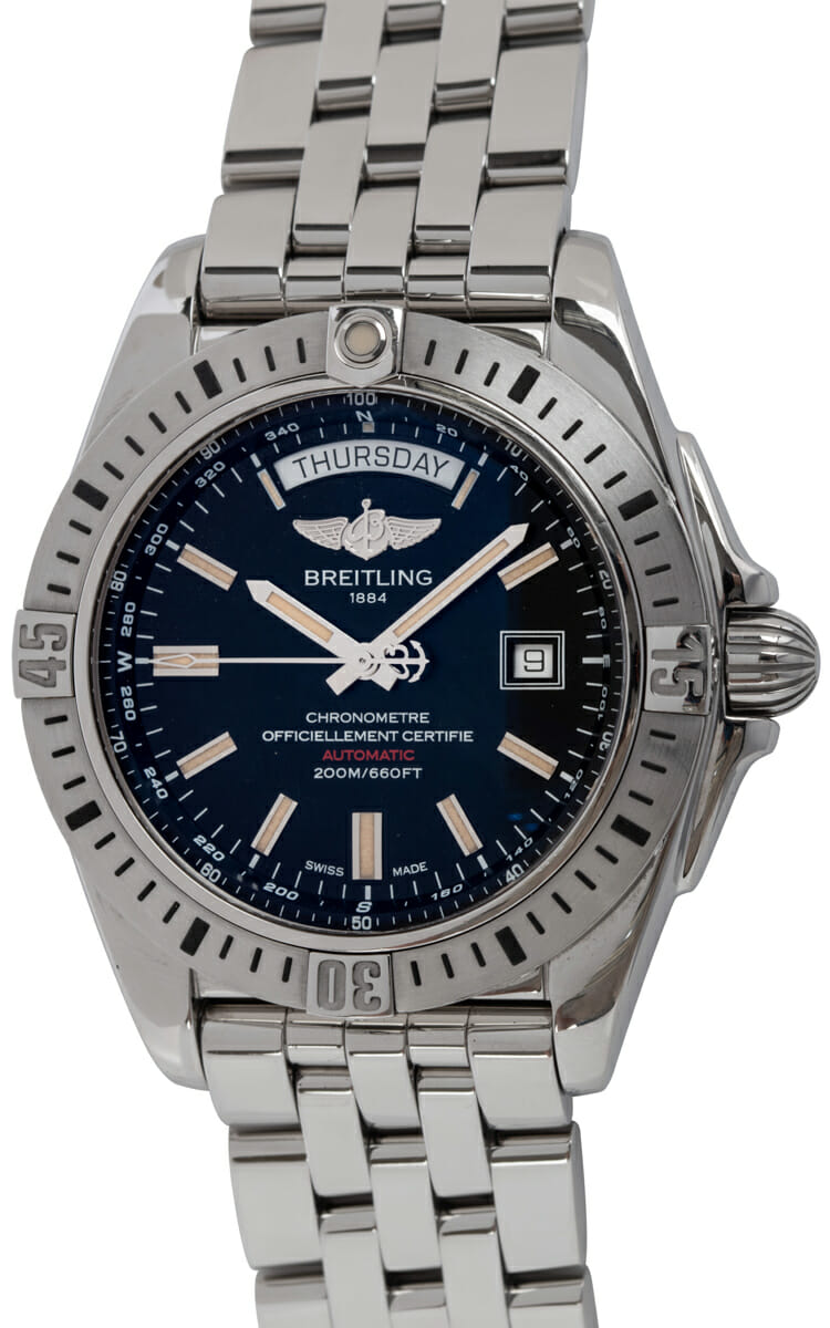 Breitling - Galactic 44