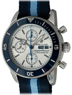 Breitling - SuperOcean Heritage Chronograph 44 Ocean Conservancy Limited Edition