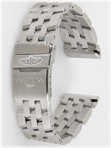 Breitling Blackbird Pilot Bracelet