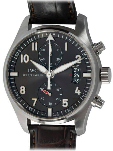 IWC - Spitfire Flyback Chronograph