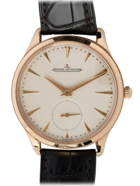 Jaeger-LeCoultre - Master Ultra Thin Small Seconds