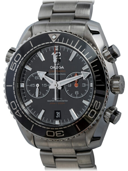 Omega - Seamaster Planet Ocean Master Chronometer Chronograph