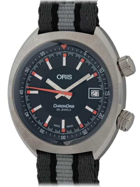 Oris - Chronoris Date