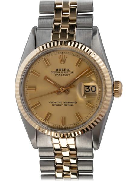 Rolex - Datejust - Wide Boy Sigma