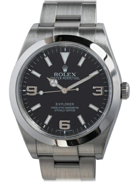 Rolex - Explorer 39MM