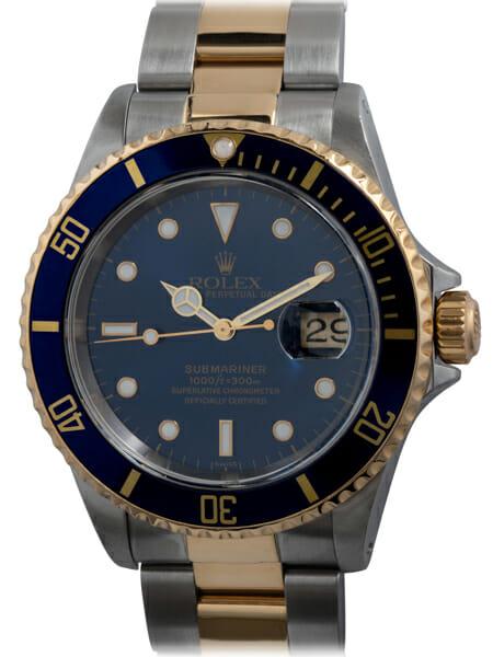Rolex - Submariner Date 'Swiss Only'