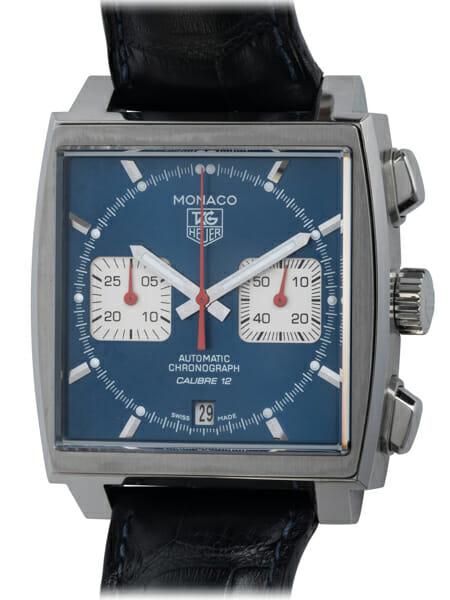 TAG Heuer - Monaco Chronograph