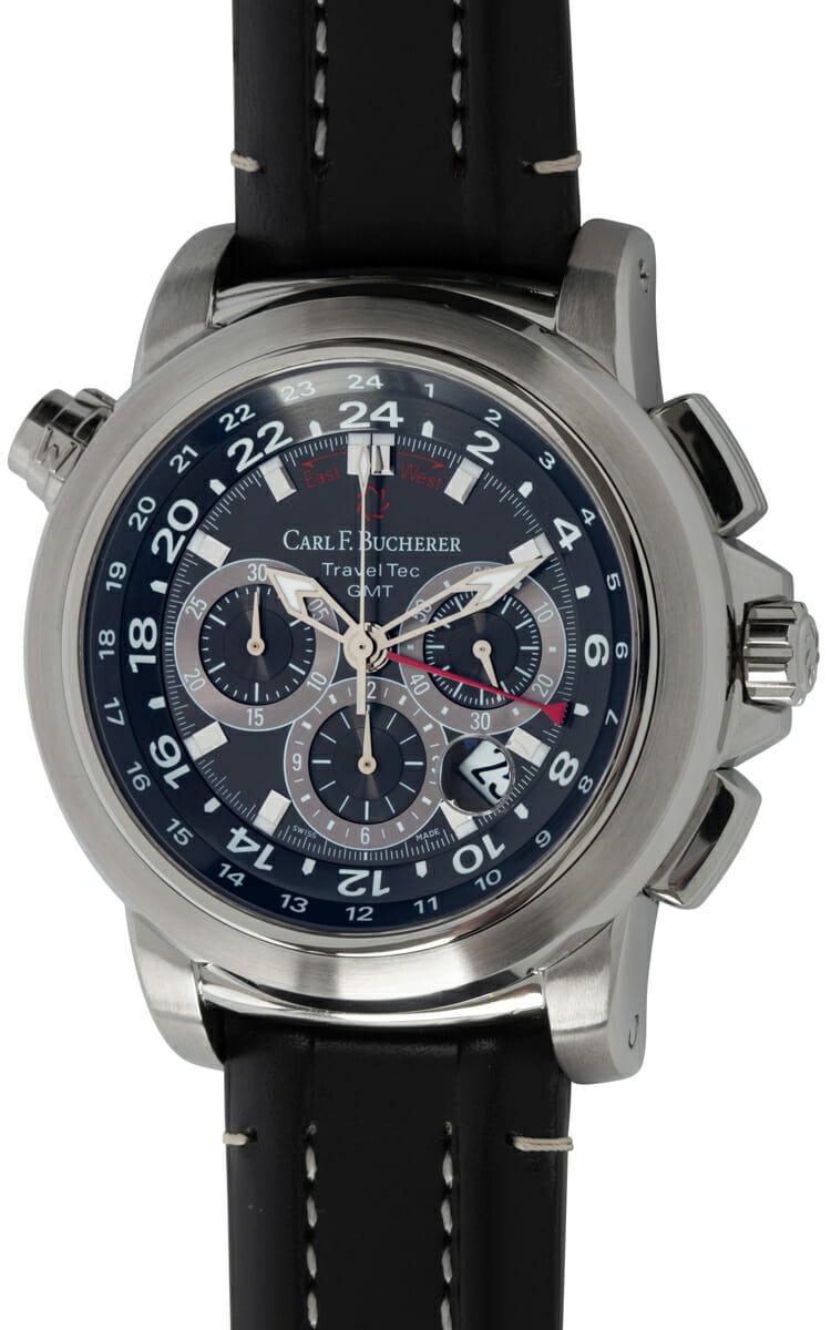 Carl F. Bucherer - Patravi Traveltec GMT