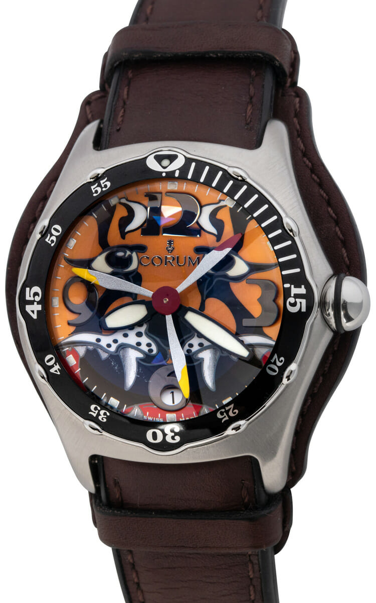 Corum - Bubble Dive Bomber 'Flying Tiger'