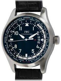 IWC - Pilot's World Timer