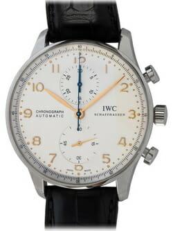 IWC - Portugieser Chronograph