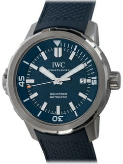 IWC - Aquatimer 'Expedition Jacques-Yves Cousteau'
