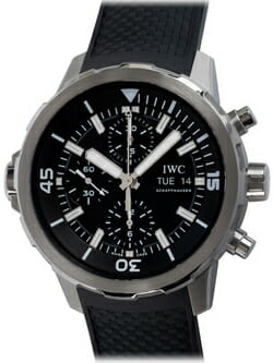 IWC - Aquatimer Chronograph