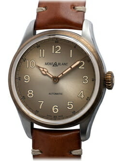 MontBlanc - 1858 Chronograph