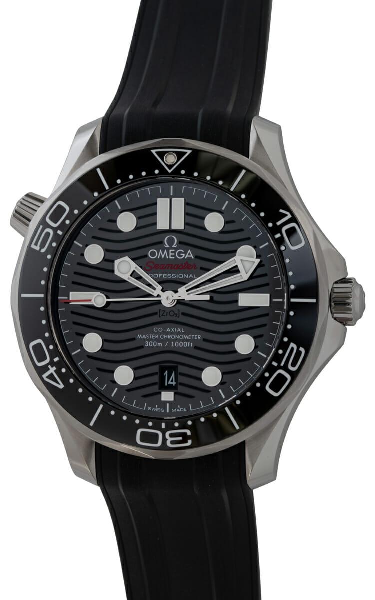 Omega - Seamaster Diver 300M
