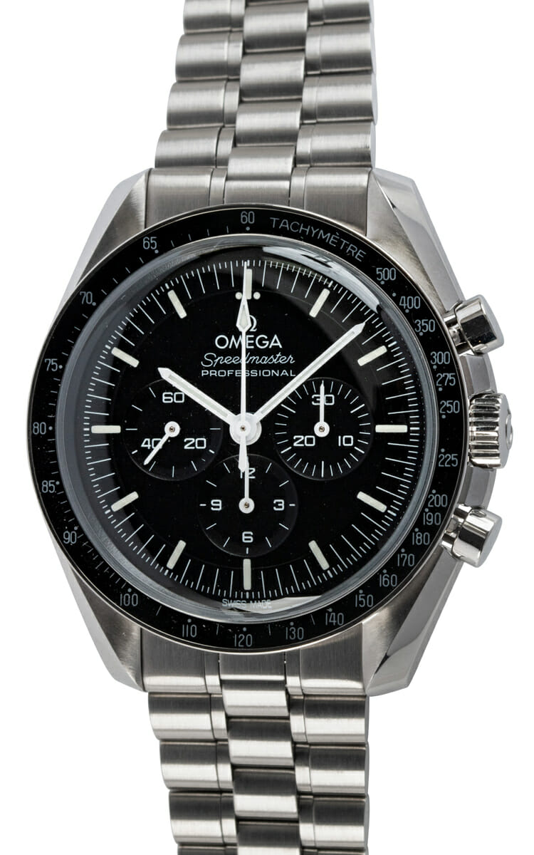 Omega - Speedmaster Moonwatch Professional Co-Axial Master Chronometer