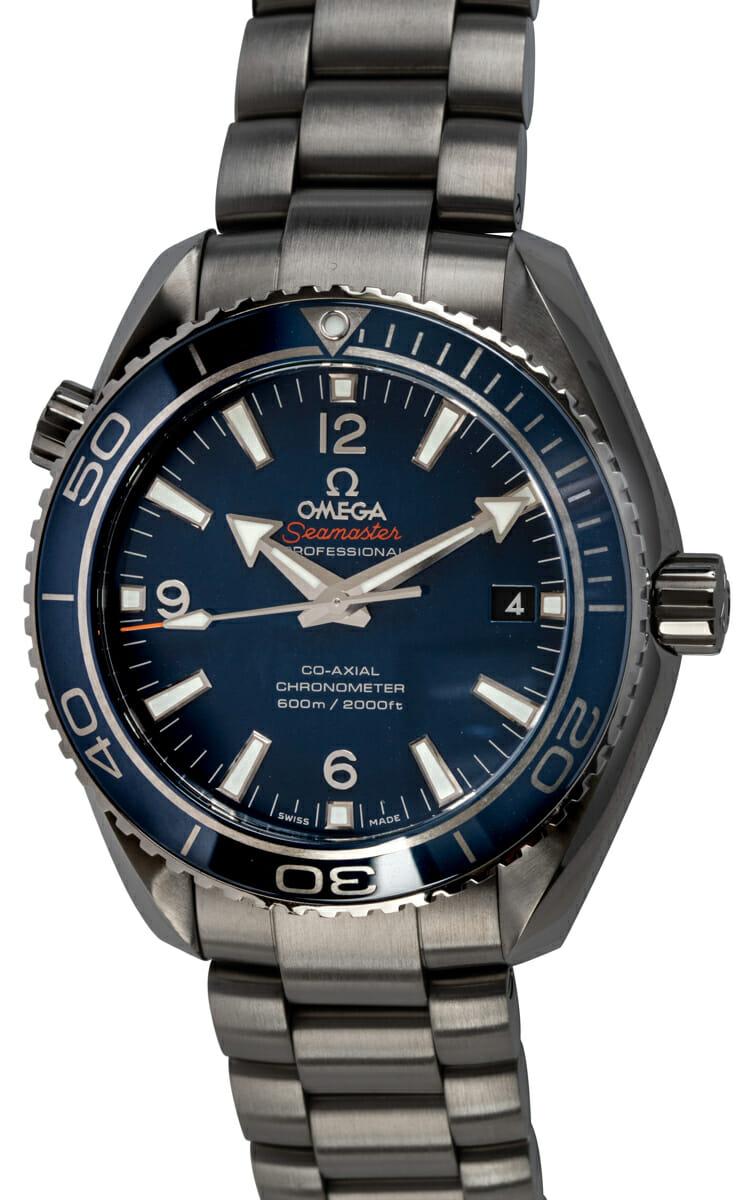Omega - Seamaster Planet Ocean
