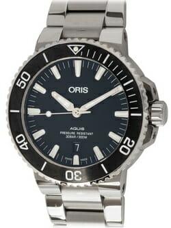 Oris - Aquis Date 43mm