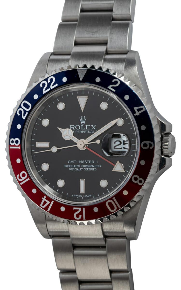 Rolex - GMT-Master II 'Stick Dial'
