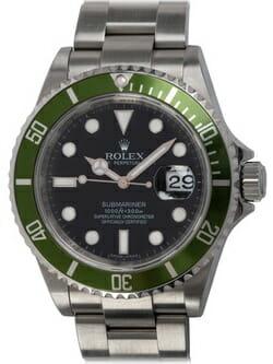 Rolex - Submariner Date 'Anniversary' Mark VII - unpolished