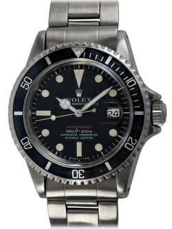 Rolex - 'Red' Submariner Date 1680