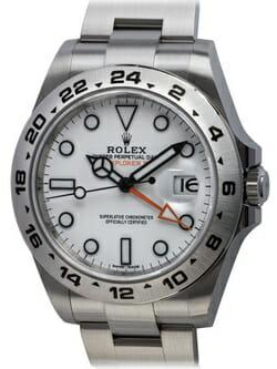 Rolex - Explorer II 'Polar'