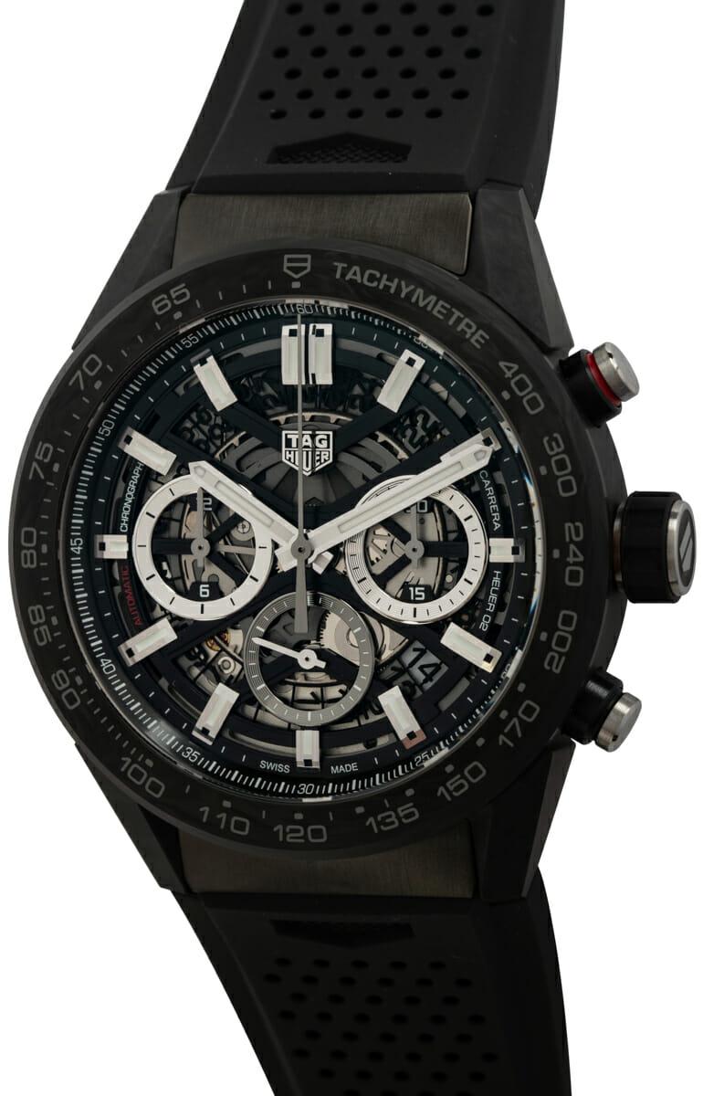 TAG Heuer - Carrera Chronograph
