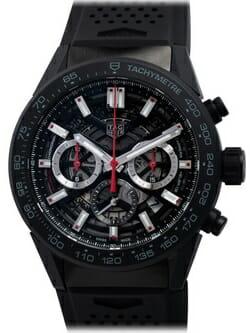 TAG Heuer - Carrera Calibre Heuer 02 Chronograph