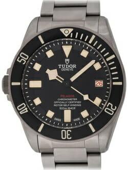 Tudor - Pelagos LHD