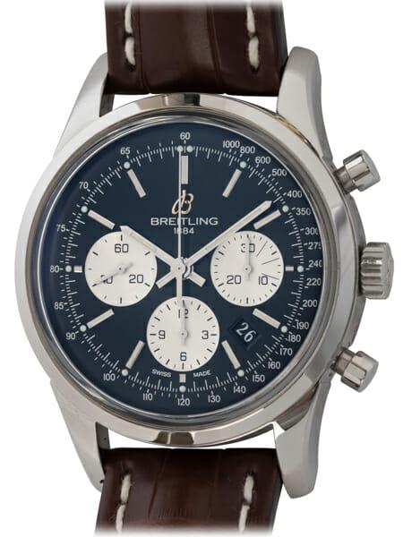 Breitling - Transocean Chronograph