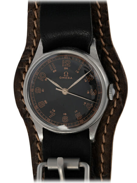 Omega - 1940s Military Style