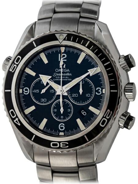 Omega - Seamaster Planet Ocean Chronograph