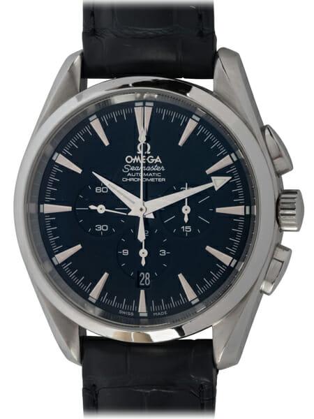 Omega - Seamaster Aqua Terra Chronograph