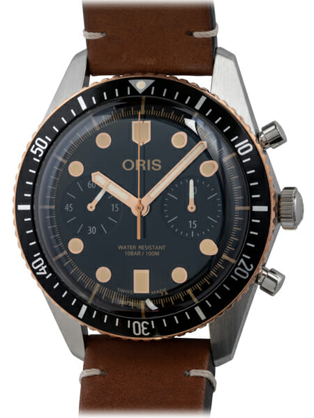 Oris - Divers Sixty-Five Chronograph
