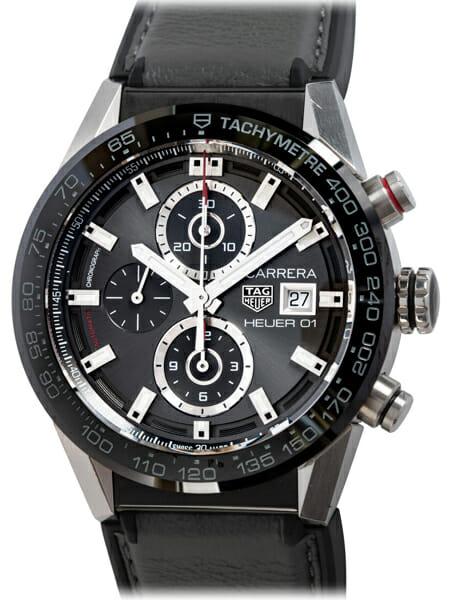 TAG Heuer - Carrera Chronograph Calibre Heuer 01