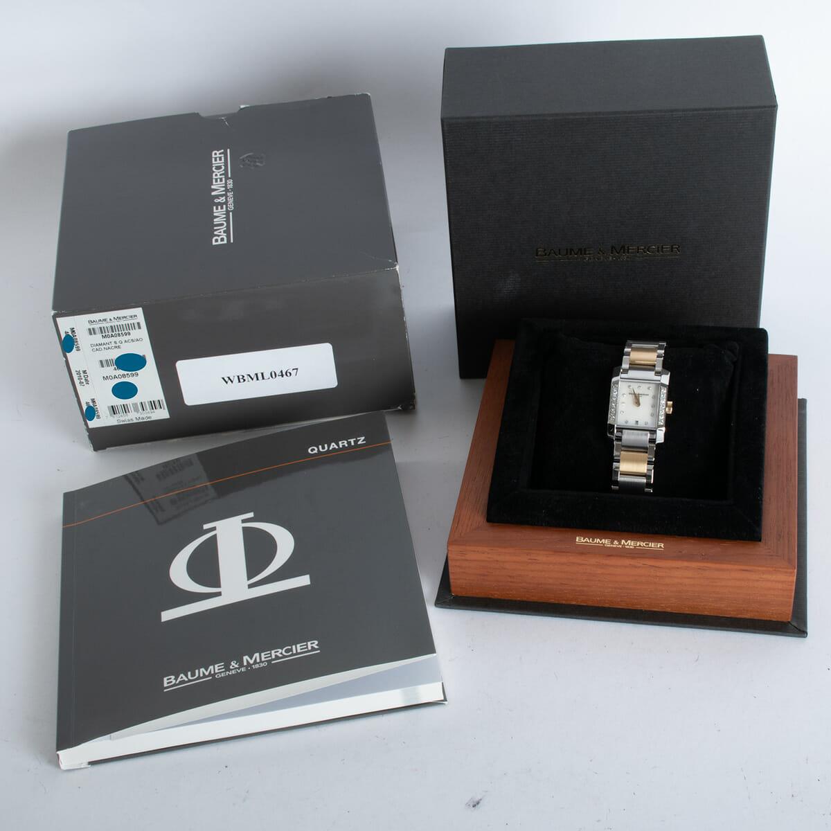 Box / Paper shot of Diamant