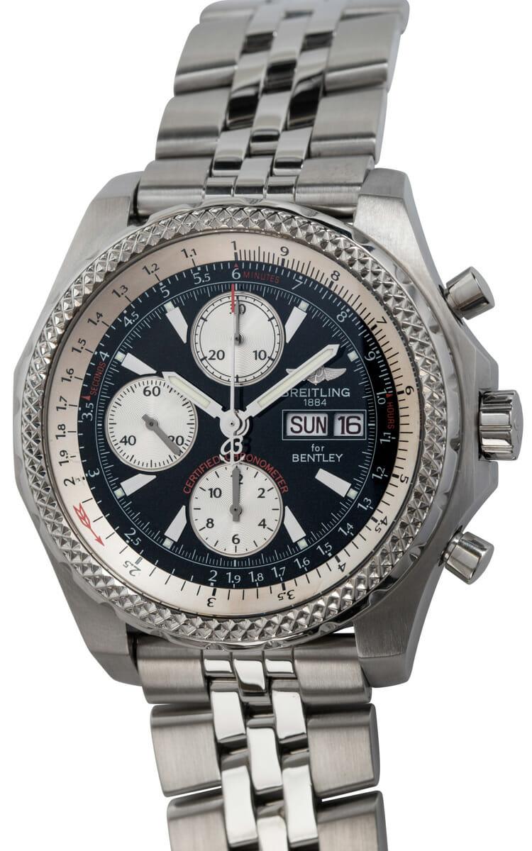 Breitling - Bentley GT Racing Chronograph