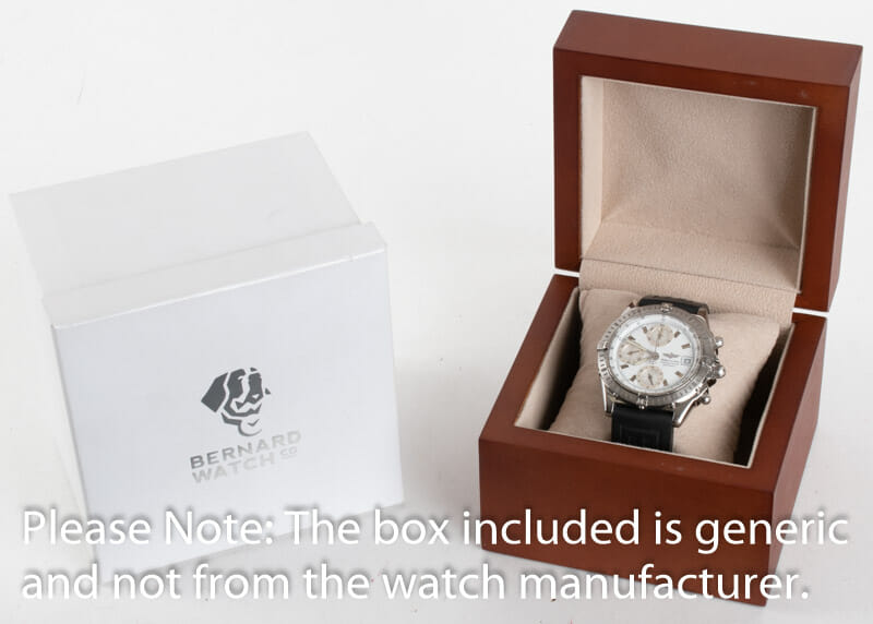 Box / Paper shot of Chronomat