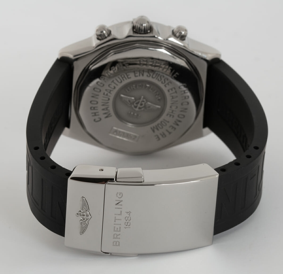 Rear / Band View of Chronomat