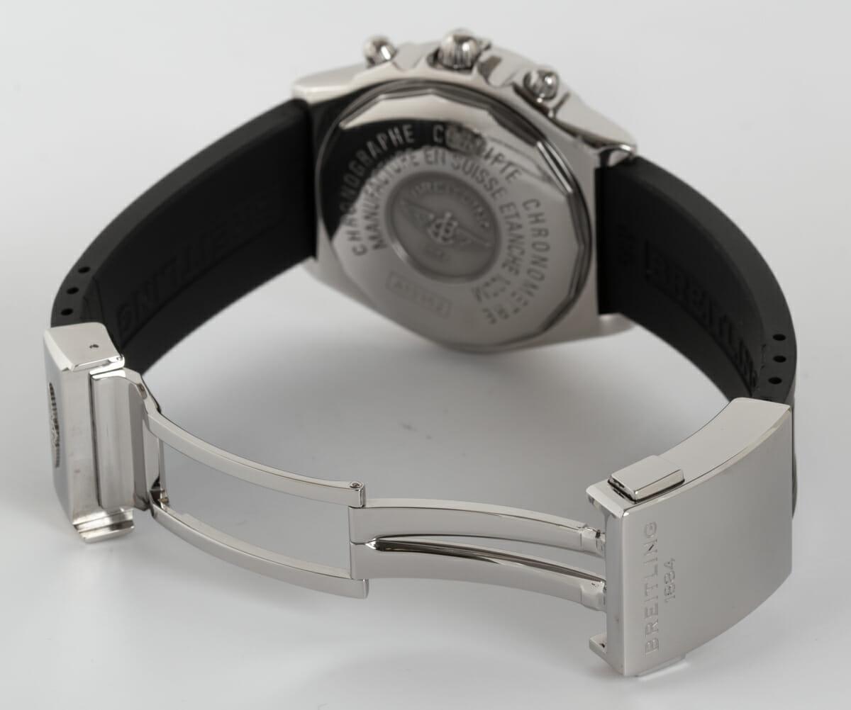 Open Clasp Shot of Chronomat