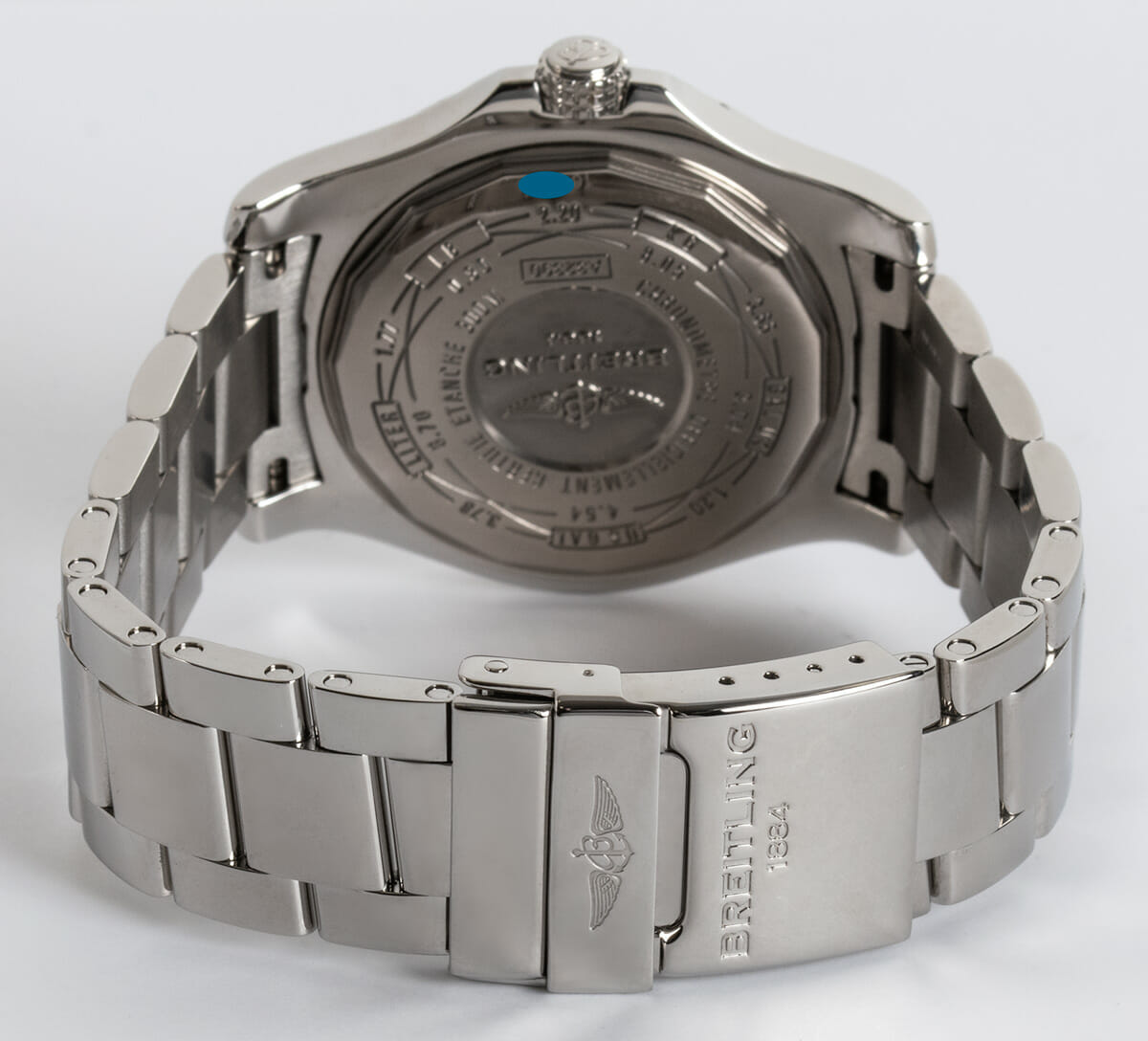 Rear / Band View of Avenger II GMT