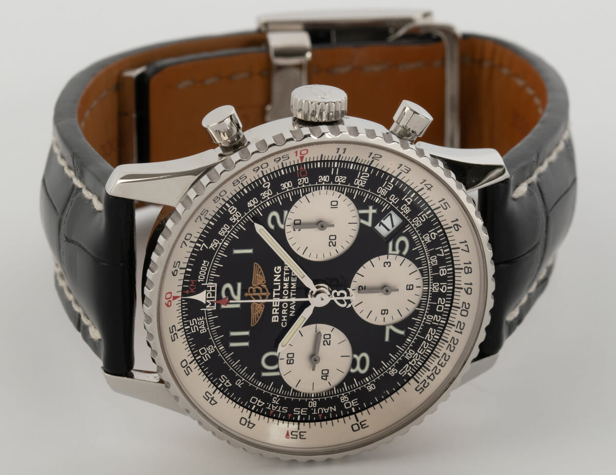 Front View of Navitimer