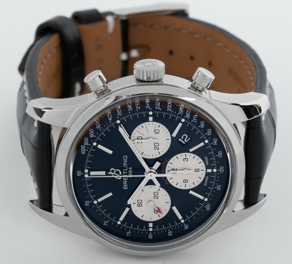 Front View of TransOcean Chronograph