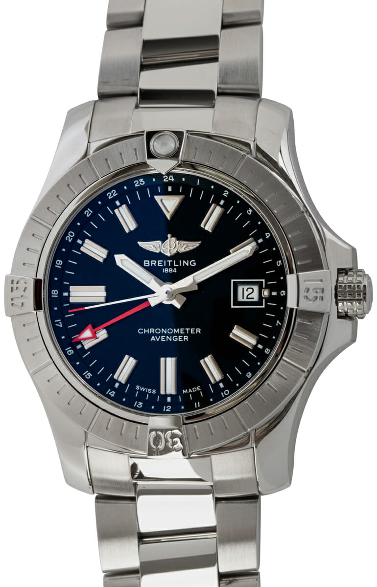 Breitling - Avenger GMT 43