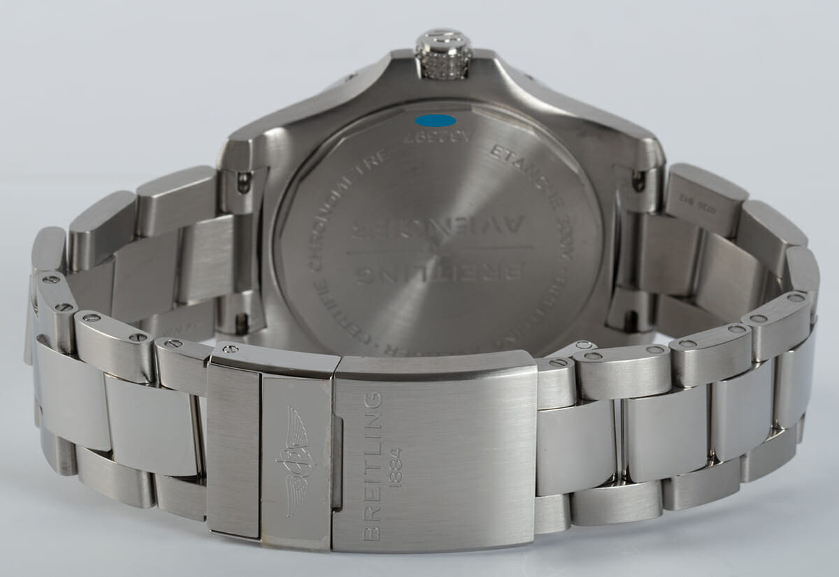 Rear / Band View of Avenger GMT 43