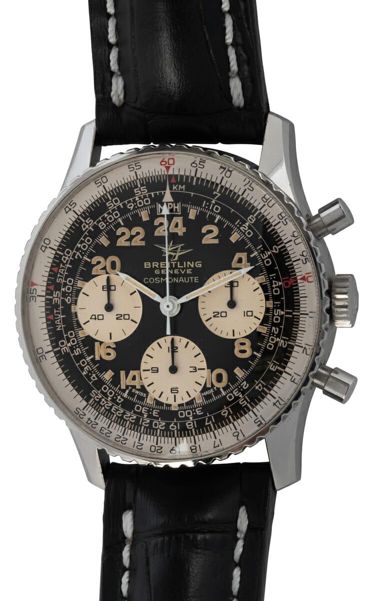 Breitling - Navitimer Cosmonaute 'Twin Jets'