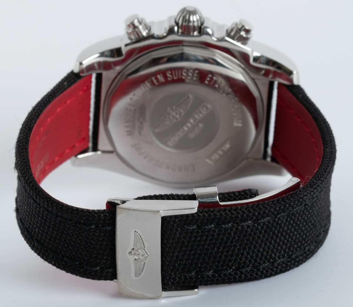 Rear / Band View of Chronomat 44